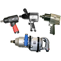 Medium torque impact wrenches from Taylor Pneumatic